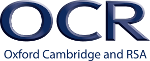 Oxford Cambridge and RSA logo
